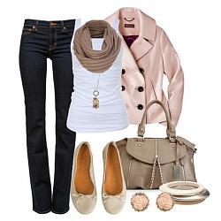 С чем носить розовый пиджак?-s-chem-nosit-belye-baletki-6-jpg
