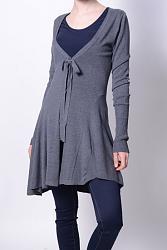Короткие платья в офисе-4137892-516_rub-_dlinniy_kardigan-_ss120002-gre-0-jpg