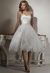 Короткое свадебное платье-11-2-jpg