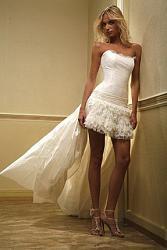 Короткое свадебное платье-11-4-jpg