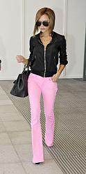 Розовые джинсы - с чем сочетать-11-1-jpg