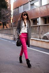 Розовые джинсы - с чем сочетать-11-15-jpg