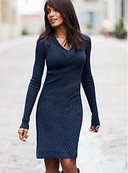 Вязаное платье-vyazanie-platya-7-jpg