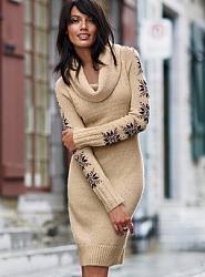 Вязаное платье-vyazanie-platya-3-jpg
