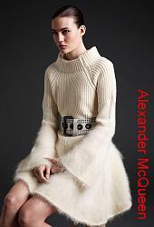 Вязаное платье-1195-2-jpg