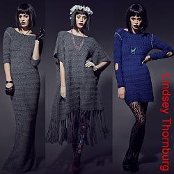 Вязаное платье-1195-5-jpg