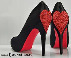 Туфли для вечеринки своими руками-tufli_so_strazami_1-jpg