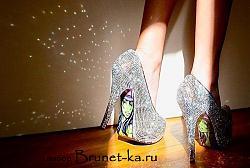 Туфли для вечеринки своими руками-tufli_so_strazami_9-jpg
