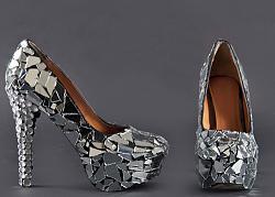 Туфли для вечеринки своими руками-tufli_so_strazami_16-jpg