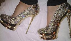 Туфли для вечеринки своими руками-tufli_so_strazami_17-jpg