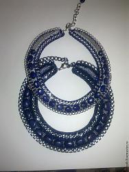 украшения Hand Made-1d421803491-ukrasheniya-vyazannoe-kole-ruchnoj-jpg