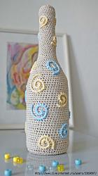 Украшаем бутылки шампанского-71262844_1298734549_butuylka_s_zavitkami1-jpg