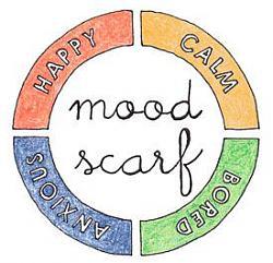 Mood Scarf или шарф настроения-12-jpg