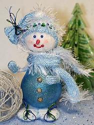 Новогодние игрушки из лампочек-11-6-jpg