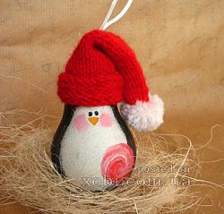 Новогодние игрушки из лампочек-11-8-jpg