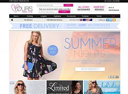 Магазин для дам с пышными формами на yoursclothing.co.uk | Купоны на скидку-yoursclothing-jpg