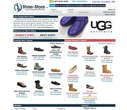 Большой магазин обуви на shoe-store.net | Купоны на скидку-shoe-store-jpg