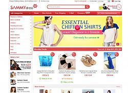 Модные платья и другая женская одежда на sammydress.com | Купоны на скидку-sammydress-jpg