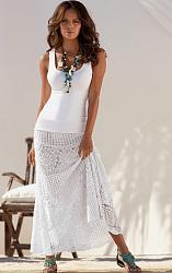 Ажурная юбка-c7e2020906-odezhda-yubkabelosnezhnaya-n7746-jpg