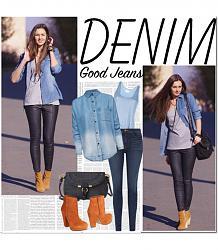 Что носить с джинсовой рубашкой?-rubashka_4-jpg