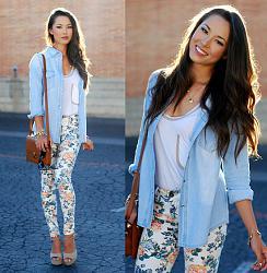 Что носить с джинсовой рубашкой?-rubashka_17-jpg