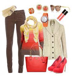 С чем носить коричневые брюки-korichnevie_djinsi3-jpg