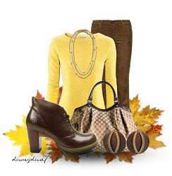 С чем носить коричневые брюки-korichnevie_djinsi1-jpg
