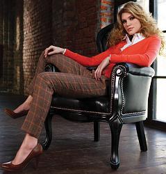С чем носить коричневые брюки-0b31da1dc25f5d46fa49d25b7e8a102c-jpg