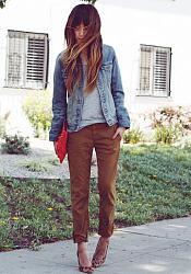 С чем носить коричневые брюки-3_khakis-jpg