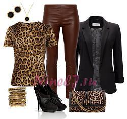 С чем носить коричневые брюки-korichnevye-brjuki-5-jpg