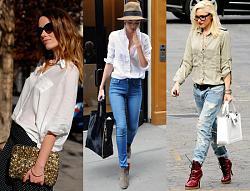 Мужские рубашки. Можно-ли носить их женщинам?-rubashka_2013-jpg