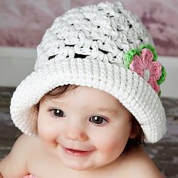 Летний головной убор для маленькой девочки-sxemy-panamok-kryuchkom-1-jpg
