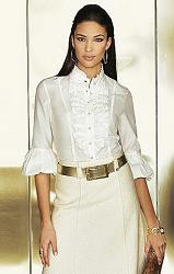 С чем Вы носите блузки?-11-6-jpg