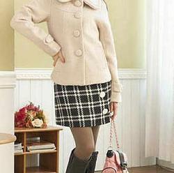 Что можно одеть под клетчатую юбку-kletchatye-yubki-5-jpg