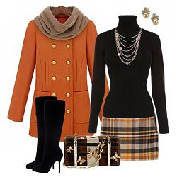 Что можно одеть под клетчатую юбку-s-chem-nosit-chernye-zamshevye-sapogi-7-jpg