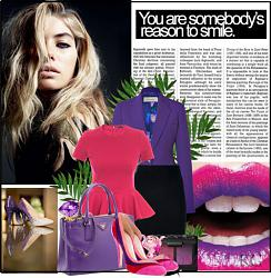 Правильно подобранные цвета в одежде-это всегда модно.-fioletovyy-i-rozovyy-jpg