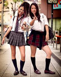 Стиль японских школьниц-yaponskie-shkolnicy-9-jpg