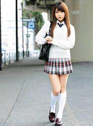 Стиль японских школьниц-yaponskie-shkolnicy-14-jpg