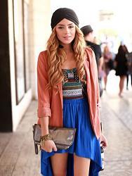 Как научиться стильно и правильно одеваться?-boho4-jpg