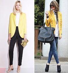 Как радикально сменить стиль в одежде с наименьшими финансовыми потерями?-s-chem-nosit-odezhdu-zheltogo-cveta-2-4-jpg