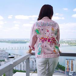 Джинсовая куртка: как создать стильный образ-yarkie-tropiki-jpg
