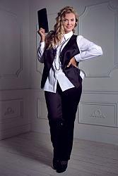 Как полной женщине красиво одеться?-style-45-jpg