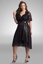 Как полной женщине красиво одеться?-black-dress2-jpg