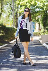 Можно ли носить с юбками обувь без каблука?-sunny1-jpg