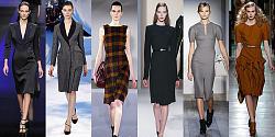 """Офисный стиль: чем разнообразить свой образ в условиях строго """"dress-koda""""?-fashionable-womens-business-attire-trends-fall-winter-2013-3-jpg"""