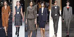 """Офисный стиль: чем разнообразить свой образ в условиях строго """"dress-koda""""?-fashionable-womens-business-attire-trends-fall-winter-2013-5-jpg"""
