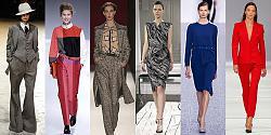 """Офисный стиль: чем разнообразить свой образ в условиях строго """"dress-koda""""?-fashionable-womens-business-attire-trends-fall-winter-2013-6-jpg"""