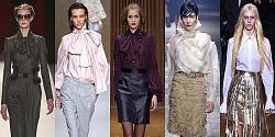 """Офисный стиль: чем разнообразить свой образ в условиях строго """"dress-koda""""?-womens-fashion-shirts-trends-fall-winter-2013-2014-3-jpg"""