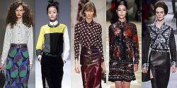 """Офисный стиль: чем разнообразить свой образ в условиях строго """"dress-koda""""?-womens-fashion-shirts-trends-fall-winter-2013-2014-6-jpg"""