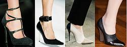 """Офисный стиль: чем разнообразить свой образ в условиях строго """"dress-koda""""?-womens-fashion-shoes-trends-fall-2013-1-jpg"""